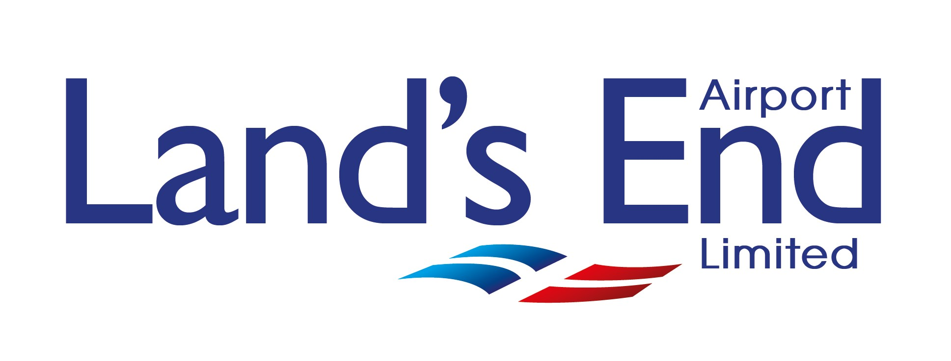 Land's End Airport Logo